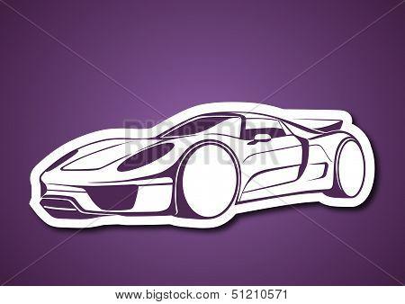 Super auto over purple