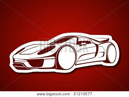 Super auto over red