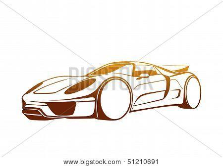 Orange super auto