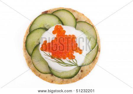 Caviar And Cucumber