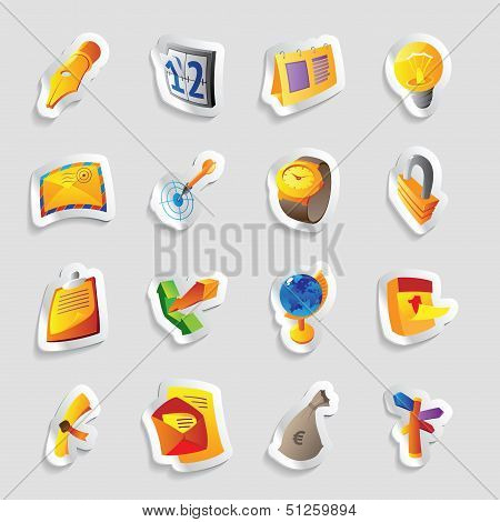 Icons For Business