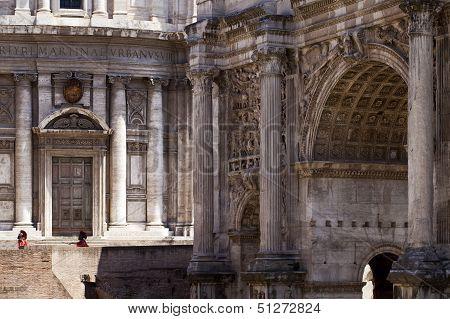 Antiken Rom