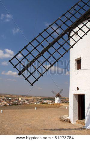 Windmill Entrance