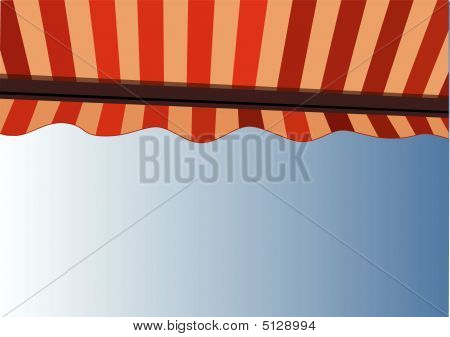 Awning (vector)