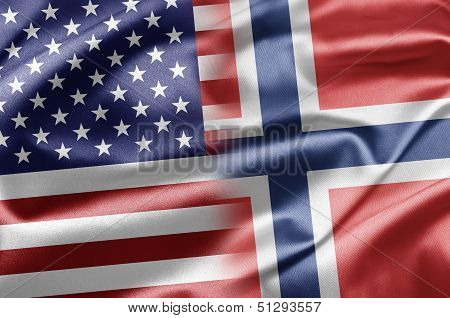Usa And Norway