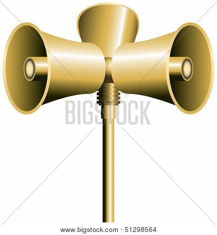 Loudspeaker Horn