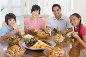 Eating Family Food Healthy Eating Home Cooking mealmealtime 11 Year Old 30s Asian Boys Brother Caucasian Child Chinese Chopsticks Color Colour Couple Daughter Dining Room Enjoying Father Girl Happy Home Horizontal Husband Image Indoors Man Mid Adult Mothe poster