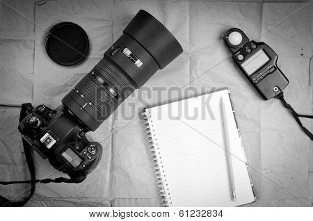 Photography Camera Background