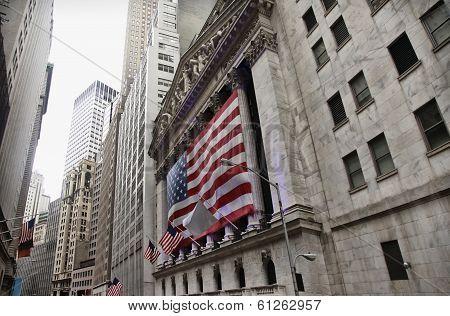 Manhattan Finance district