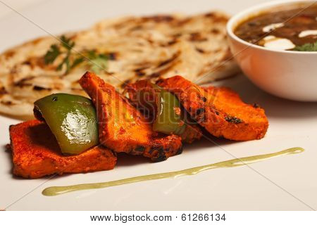 Paneer Tikka Kebab from India
