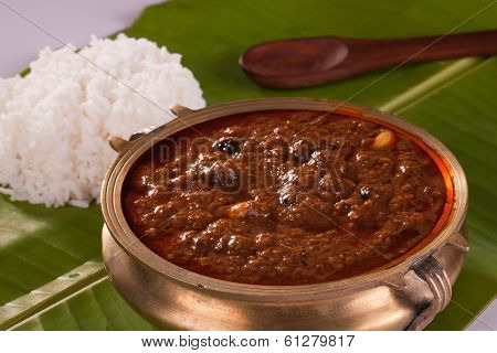 South Indian Curry.