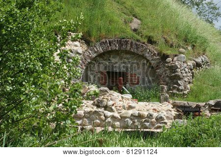 Old Castle Ruin