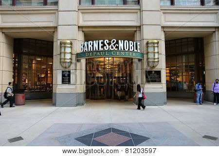 Chicago Barnes Noble