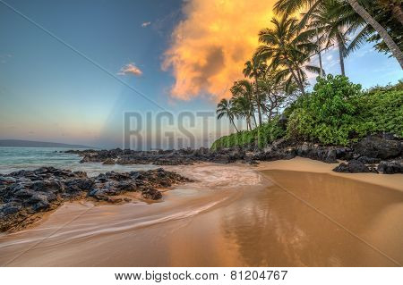 Secret Cove Makena Sunrise