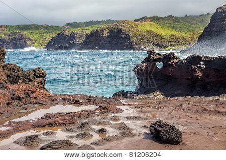 Nakalele Landscape Maui