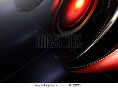 Abstract 3D Background Design