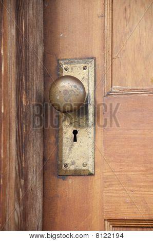 Early 1900S Doorknob