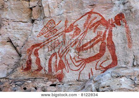 Aboriginal Rock Art, Autralia