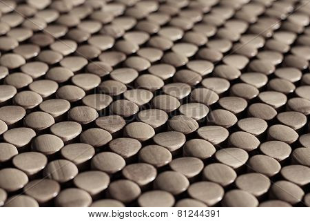 Wooden Dots