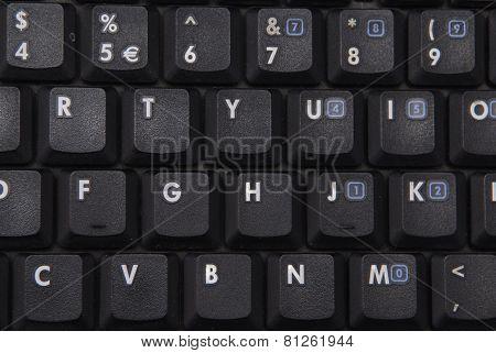 Notebook Keyboard