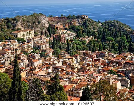 Taormina - Sicilian tourist resort