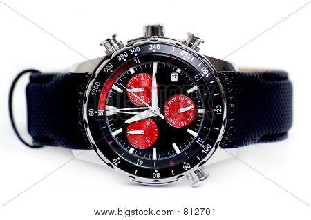 Chronography watch