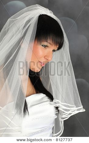 Attractive Bride
