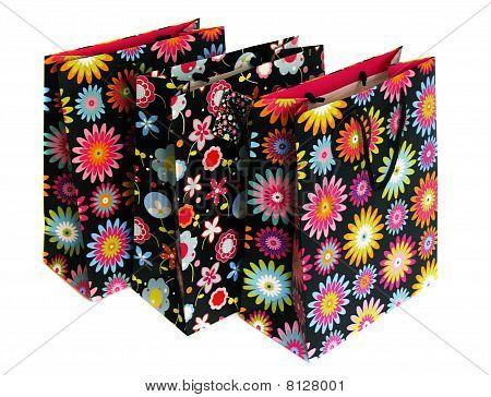 Bright Shopping Bags