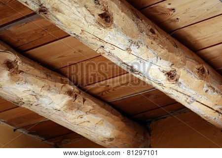 Log Rafters