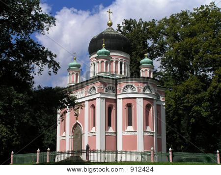 Russian Church In Alexandrovka