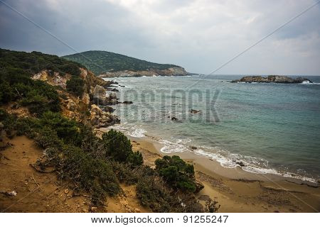 Skiros, Nothern Sporades, Greece