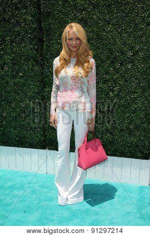 0LOS ANGELES - MAY 16:  Charlotte Ross at the Super Saturday LA at the Barker Hanger on May 16, 2015 in Santa Monica, CA