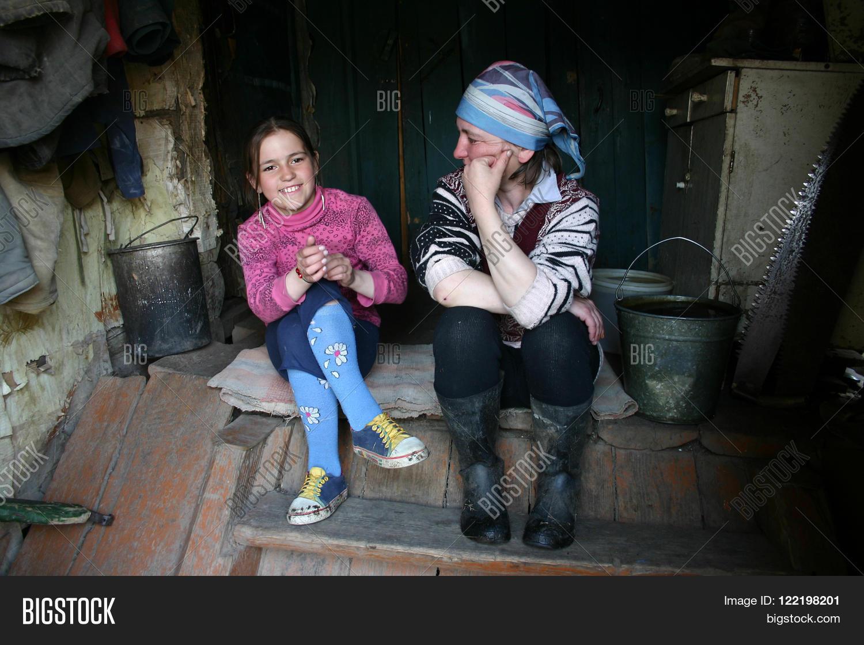 Lipovec Village Tver Image Photo Free Trial Bigstock