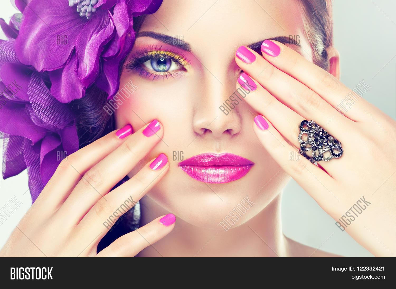 Fashion Image Model . Image & Photo (Free Trial)   Bigstock