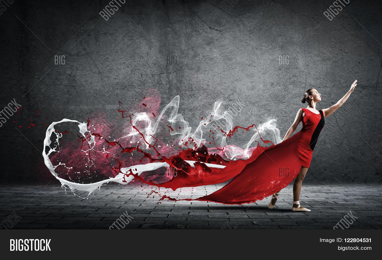Passionate Woman Image Photo Free Trial Bigstock