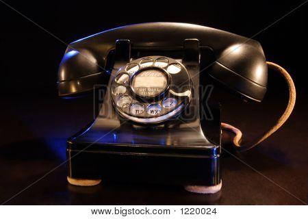 Vintage Rotary Telephone