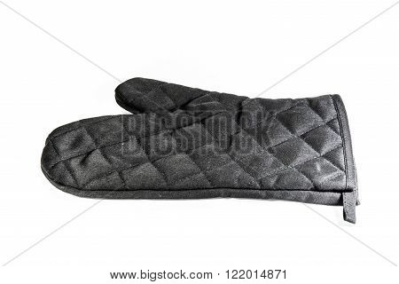 Black Color Cooking Glove