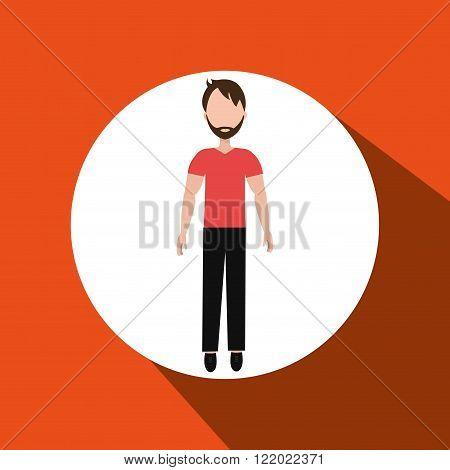 person avatar design