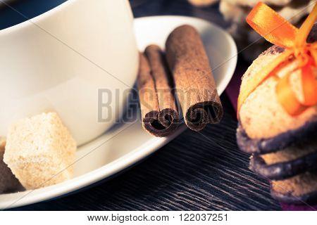 Sweets for coffee break