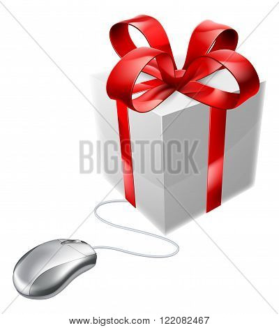 Gift Mouse Online Present Shop