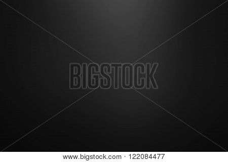 Abstract Blur black background. Smooth black color