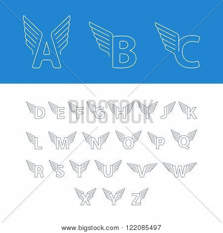 Wings_alphabet.eps