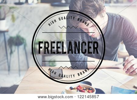 Freelance Work Extra Gig Concept
