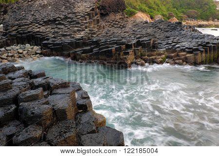 Da Dia Rapids, Phu Yen, Viet Nam, Vietnam Travel