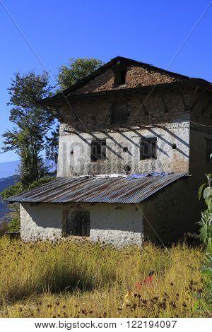 Old Farmer House