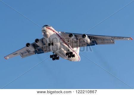 Boeing B737 Jet Aircraft