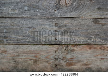 Wooden Texture On The Hovel. Wood Textured Background