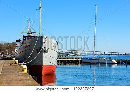 Sydfart Cargo Vessel