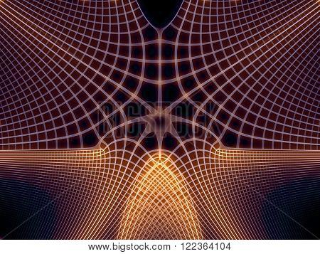 Elegance Of Grid Lines