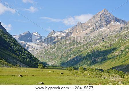 Caucasus Mountains, Beautiful
